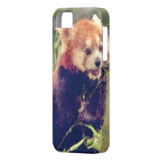 Art Studio 15216 red Panda iPhone 5 Cover