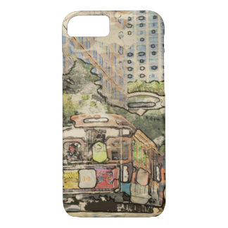 Art Studio San Francisco iPhone 7 Case