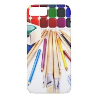 Art Supplies iPhone 7 Case
