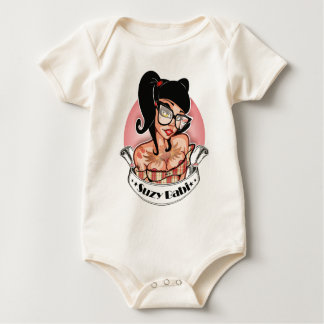 ART SUZY BABI by image.gif Baby Bodysuit