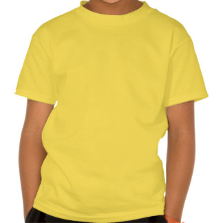 Art T-Shirt: Penguin Yellow Puffin Parrot Shirt