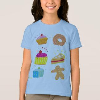 Art T-Shirt: Sweetheart Cakes T-Shirt