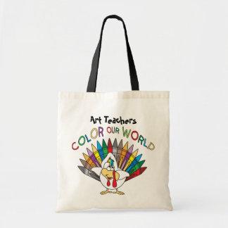 Art Teachers Color Our World