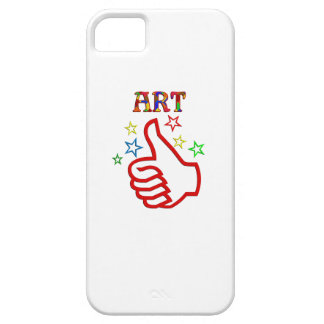 Art Thumbs Up Case For The iPhone 5