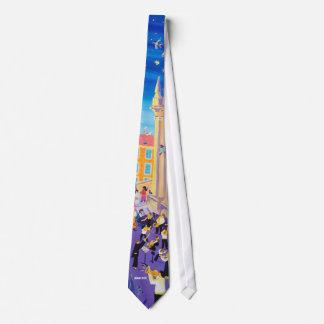 Art Tie: Conservatoire de Musique III Tie