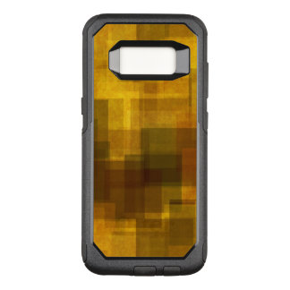 art vintage colorful abstract geometric OtterBox commuter samsung galaxy s8 case