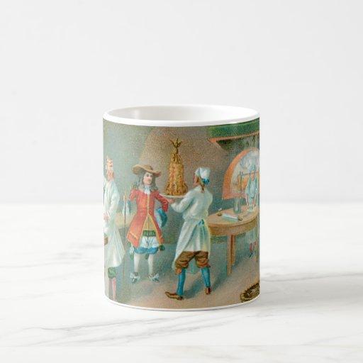 Art vintage d'annonce de nourriture de boulangerie mug