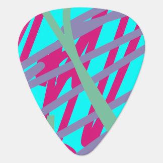art vintage de mélange d'éclaboussure de couleurs onglet de guitare