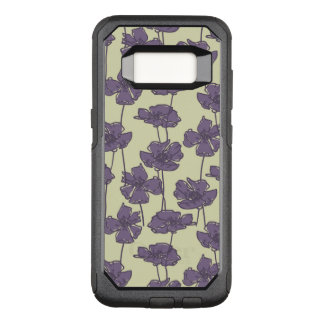Art vintage floral pattern background OtterBox commuter samsung galaxy s8 case
