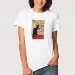 Art vintage Nouveau, Le Chat Noir T Shirt