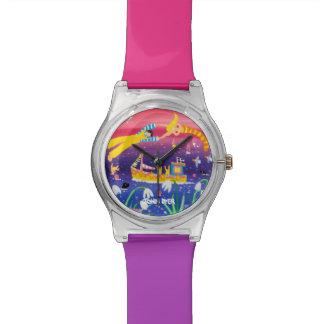 Art Watch: John Dyer Cornish Mermaid Wrist Watches