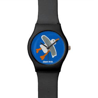 Art Watch: John Dyer Cornish Seagull Wrist Watches