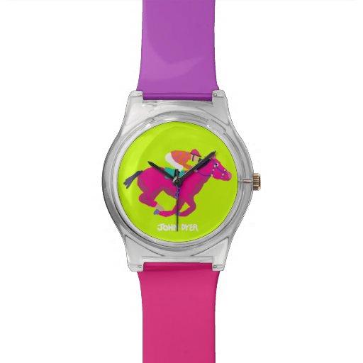 Art Watch: Race Horse