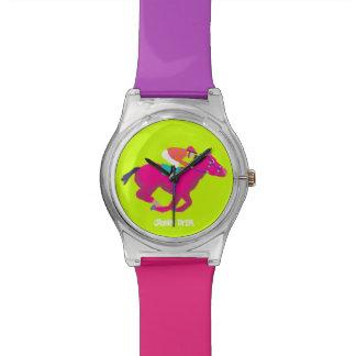 Art Watch: Race Horse Watch