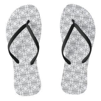 ArtDeco FlipFlops - Shandar Prakash Rowbottom Flip Flops