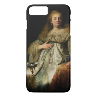 Artemisia by Rembrandt van Rijn iPhone 7 Plus Case