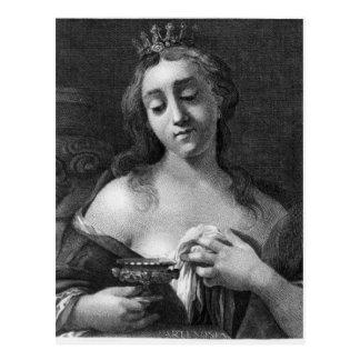 Artemisia of Caria Postcard