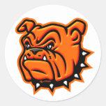 "Artesia ""Big Bulldog"" Sticker"