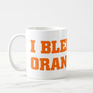 "Artesia Bulldogs ""I Bleed Orange"" Mug"