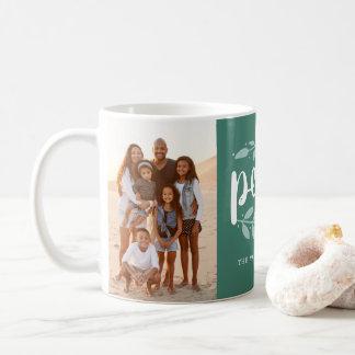 Artful Peace Photo Holiday Mug