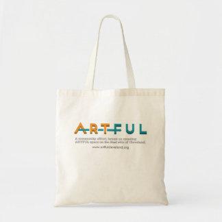 ARTFUL - Reusable Tote