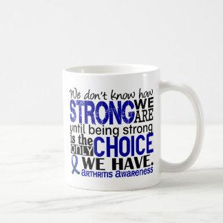 Arthritis How Strong We Are Mug