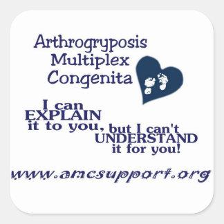 Arthrogryposis Awareness Day Sticker