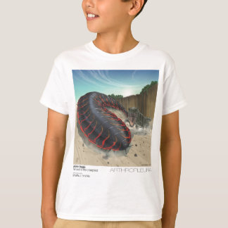 Arthropleura T-shirt