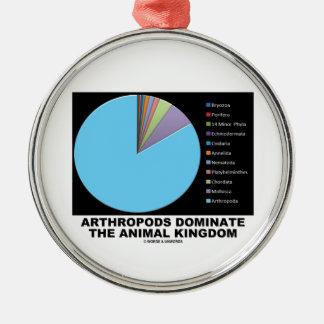 Arthropods Dominate The Animal Kingdom Christmas Ornaments