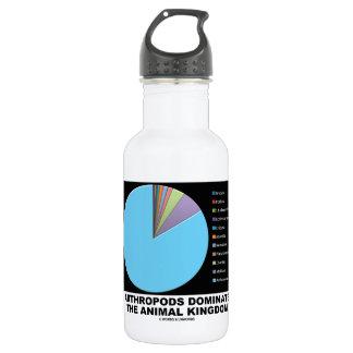 Arthropods Dominate The Animal Kingdom 18oz Water Bottle