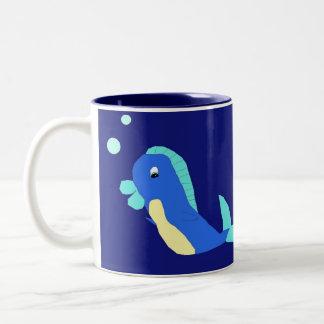 Arthur--Blue Background Mug