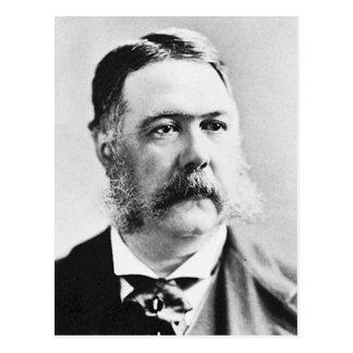 Arthur ~ Chester Alan / President of United States Postcard