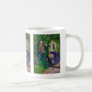 Arthur Hughes and Fair Rosamund Coffee Mug