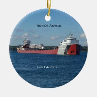 Arthur M. Anderson ornament