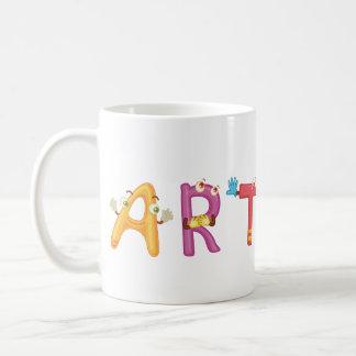 Arthur Mug