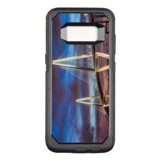 Arthur Ravenel Bridge At Night OtterBox Commuter Samsung Galaxy S8 Case