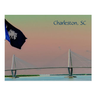 Arthur Ravenel Bridge Postcard