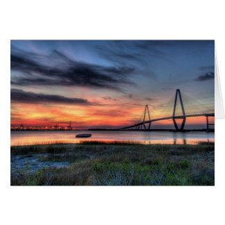 Arthur Ravenel Jr. Bridge Note Card