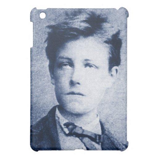 Arthur Rimbaud iPad case