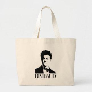 Arthur Rimbaud Jumbo Tote Bag