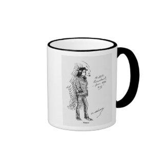 Arthur Rimbaud  June 1872 Ringer Mug