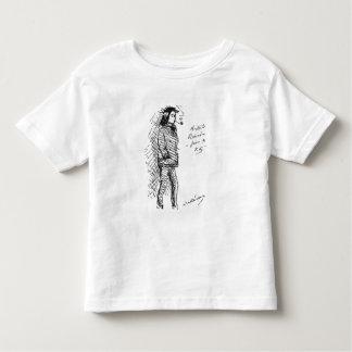 Arthur Rimbaud  June 1872 Toddler T-shirt