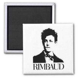 Arthur Rimbaud Refrigerator Magnets
