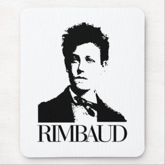 Arthur Rimbaud Mouse Pad
