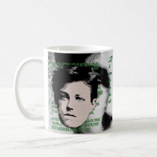 Arthur Rimbaud Mug