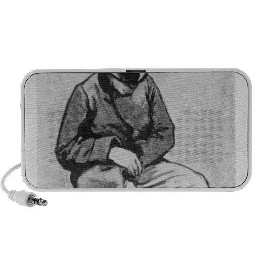 Arthur Rimbaud iPhone Speaker