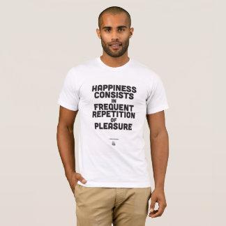 Arthur Schopenhauer - Inspirational Quote Poster T-Shirt