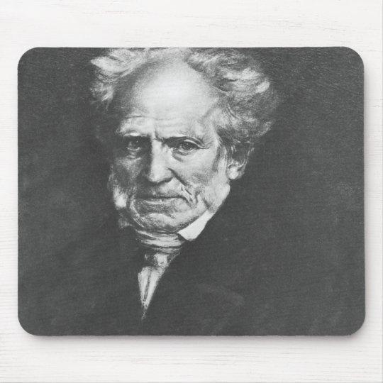 Arthur Schopenhauer Mouse Pad
