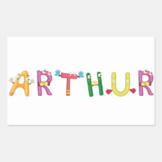 Arthur Sticker