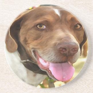 Arthur The Hunting Dog Coaster